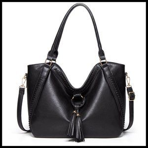 NEW ELLA Ring Tassel Crossbody Shoulder Bag